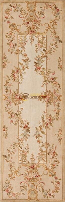 Savonnerie surdimensionnée tapis ancien Savonnerie française tapis laine noué à la main tapis grand Style Vintage