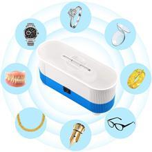 Очиститель очков ультразвуковой очиститель ювелирных изделий протез глаз очки Монеты Серебряная Чистящая машина