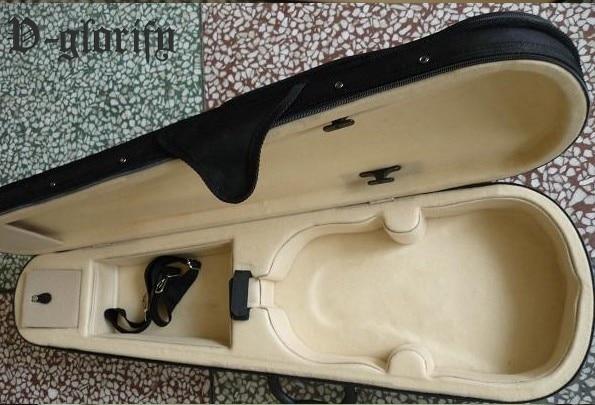 Caso difícil violino violino caso bolha 4/4 tamanho de boa qualidade