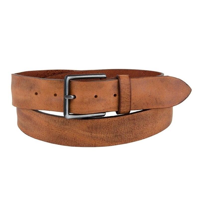 Belt Sergio Belotti unisex 104/40 Barani Marrone unisex adjustable posture corrector back support belt for adults