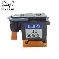 Boma. ltd cabeça de impressão para hp11 cabeça de impressão 11 para hp designjet 500 800 cv 510 1100 1200 2200 2250 2280 2300 2600 111 impressora