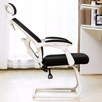 Eight Or Nine Between Bow Computer To In An Office furniture Backrest Electric Stool Boss gaming Chair mesh Household Modern rockspace eb30