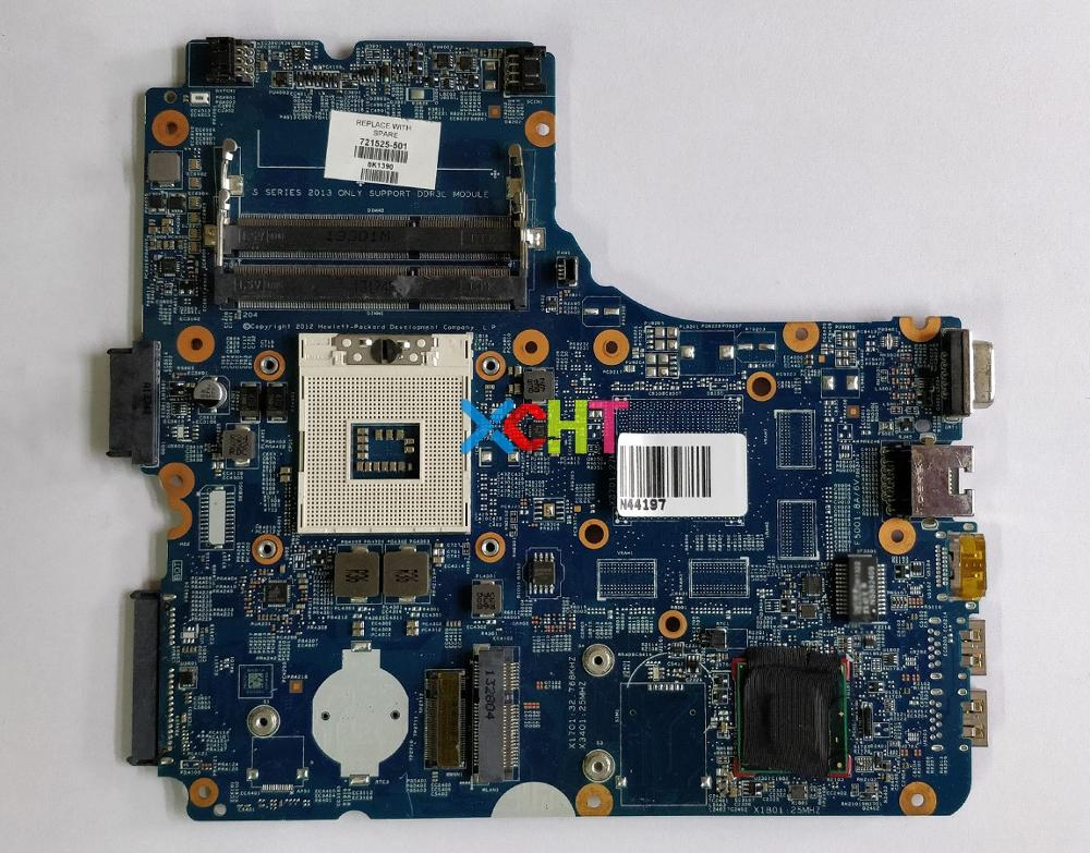 721525-501 721523-601 721525-001 48.4YZ31.011 HM75 for HP ProBook 440 450 G0 Laptop Notebook Motherboard Mainboard Tested721525-501 721523-601 721525-001 48.4YZ31.011 HM75 for HP ProBook 440 450 G0 Laptop Notebook Motherboard Mainboard Tested