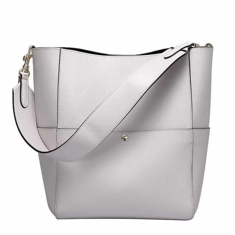 2019 ผู้หญิงแท้กระเป๋าหนังสีดำกระเป๋าถือผู้หญิงที่มีชื่อเสียงแบรนด์สุภาพสตรีสีน้ำตาลกระเป๋า