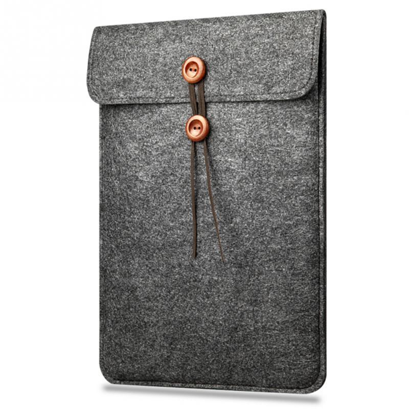 Bild von Woolfelt Laptop Bags of Women Men Case 11 12 13 15 Inch Protective Notebook Laptop Pro Case Envelop Bag Laptop Case Cover #121