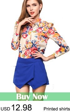 печать цветочный блузка рубашки весна женщины одежда blusa ренда лето европейский стиль свободного покроя длинный рукав топы