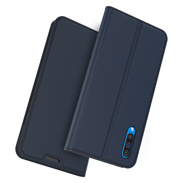 Für Samsung Galaxy A50 A30 Fall PU Leder Flip Stehen Magnetische Brieftasche Abdeckung Für Samsung A50 2019 A30 A20 A40 a80 Fall Karte Slot