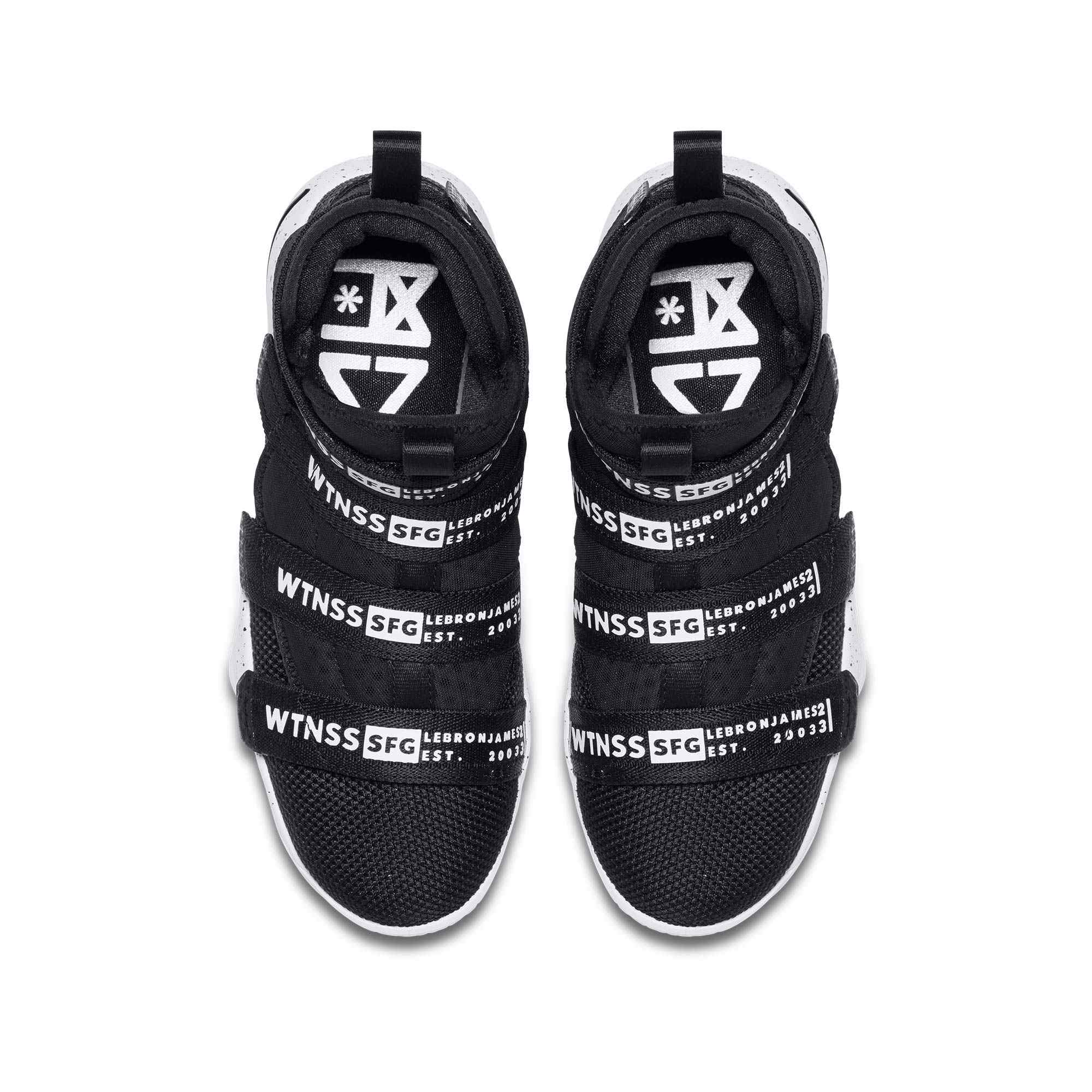 0b90e7629dc ... NIKE LEBRON SOLDIER XI FLYEASE (GS) KIDS New Arrival Original  Breathable Anti-Slippery ...