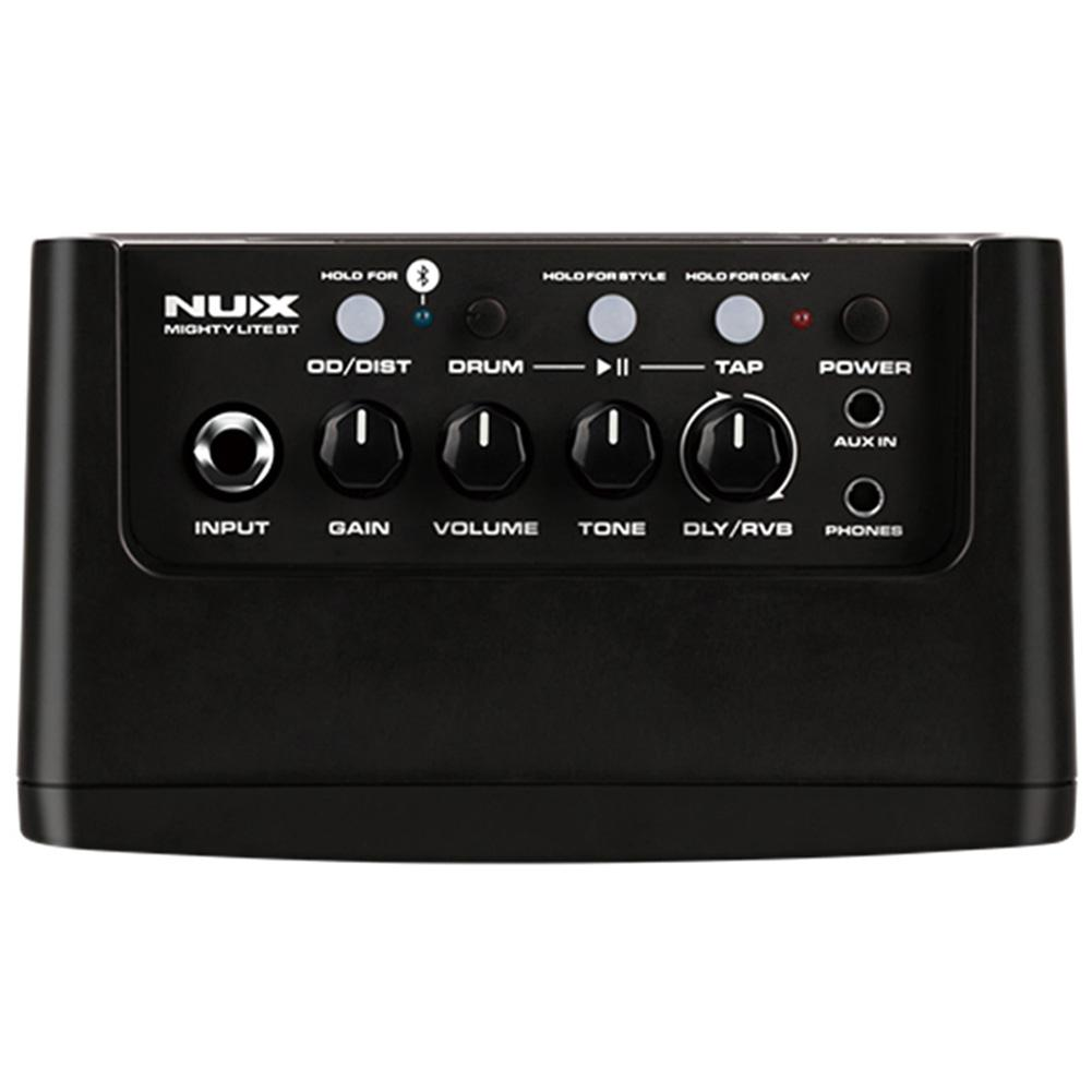 Image 2 - NUX 4.2W DC9V Guitar Amp Speaker Mini Amplifier Portable Multifunction Mighty Lite BT Mini Desktop Guitar Accessories-in Guitar Parts & Accessories from Sports & Entertainment