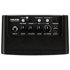 Image 2 - NUX 4.2W DC9V Guitar Amp Speaker Mini Amplifier Portable Multifunction Mighty Lite BT Mini Desktop Guitar Accessories