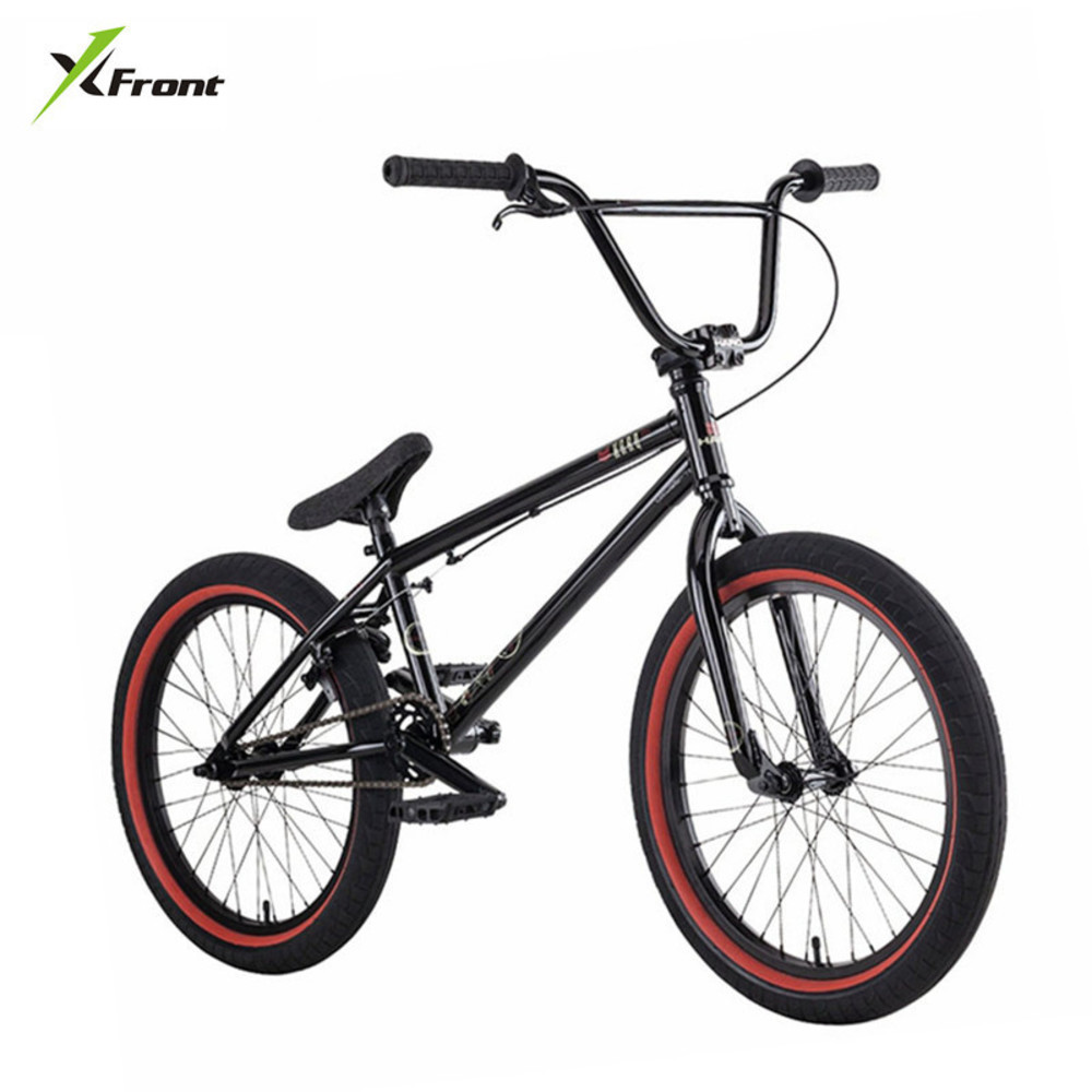 Nouvelle marque Bmx vélo 20 pouces roue 52 cm cadre Leucadia Dlx 100.1 100.3 Performance vélo rue limite cascade Action vélo