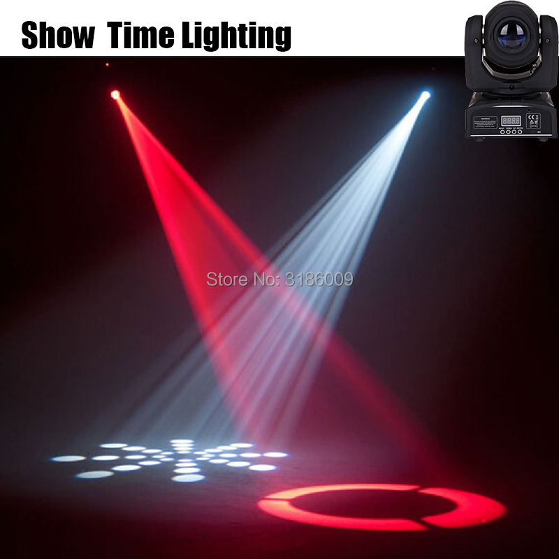 Mini Spot 30W LED Moving Head Light With Gobos Plate&Color Plate,High Brightness 30W Mini Led Moving Head Light DMX512