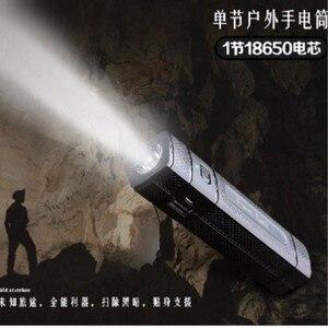 Image 3 - 전원 은행 DIY 1 18650 배터리 케이스 LED 손전등 나침반 USB 충전기 스마트 전화 USB 가제트