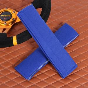 Image 4 - 2pc Auto Sitz Gürtel Pads Harness Schulter Schutz Strap Kissen Abdeckung Kit