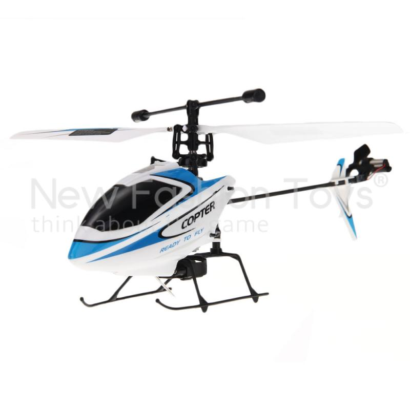 WLtoys 2.4GHz 4CH RC Remote Control Helicopter
