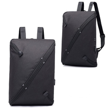 Fashion Multifunctional Backpack External Usb Charging Interface Business Outdoors Travel Bag Laptop