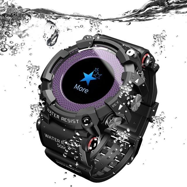 Bluetooth IP68 Waterproof Wearable Device