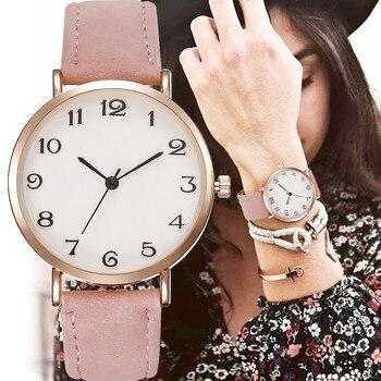 2020 Style Fashion Women's Luxury Leather Band Analog Quartz WristWatch Golden Ladies Watch Women Dress Reloj Mujer Black Clock simple women s watches fashion clock ladies analog watch leather watch quartz wristwatch reloj mujer reloj de mujer