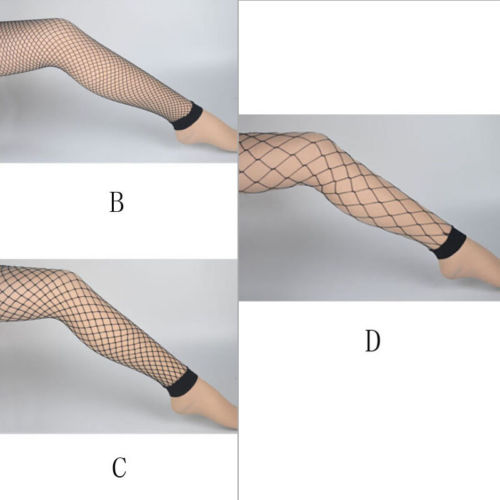 c0299126851 Aliexpress.com   Buy Womens Sexy High Waist Cross Fishnet Footless Tights  Mesh Net Thigh High Pantyhose Stockings from Reliable Tights suppliers on  Neighbor ...