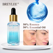 Breylee Hyaluronic Acid Essential Oils Moisturizer Nourishing Facial Serum Anti-aging Wrinkles Whitening Face Skin Care Essence