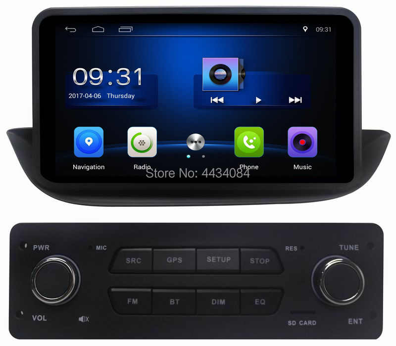 Ouchuangbo gps car audio player video for Peugeot 308 support 4 core USB  wifi SWC 1080P video bluetooth android 8 1 system