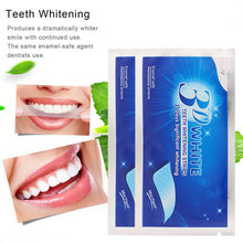 1/5/14PC Dental Teeth Whitening Strips Tooth Whitening Strip Tooth Bleaching Whiter Teeth Whitening Strips Daily Life Teeth Care(China)