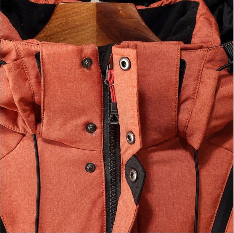 Manteau Veste Lâche Hiver Génération orange Black Vestes Mâle blue Bas Extérieur Femmes green D'hiver Cheveux Loisirs Court XvqwwYC