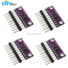 4 قطعة/الوحدة DIYmall 12 بت 12 بت I2C الرقمية لتحويل التناظرية DAC اندلاع وحدة الاستشعار GY MCP4728