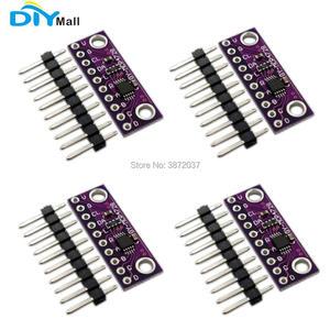 Image 1 - 4pcs/lot DIYmall 12 Bit 12bits I2C Digital to Analog Converter DAC Breakoout Sensor Module GY MCP4728
