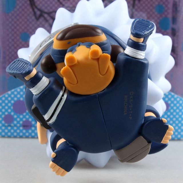Naruto Hatake Kakashi y Pakkun Figura de Acción