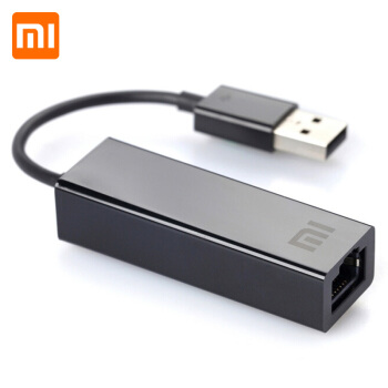 Original Xiaomi USB External Fast Ethernet Card RJ45 USB2.0 To Ethernet Cable LAN Adapter 10/100Mbps Network Cards For Laptop 2