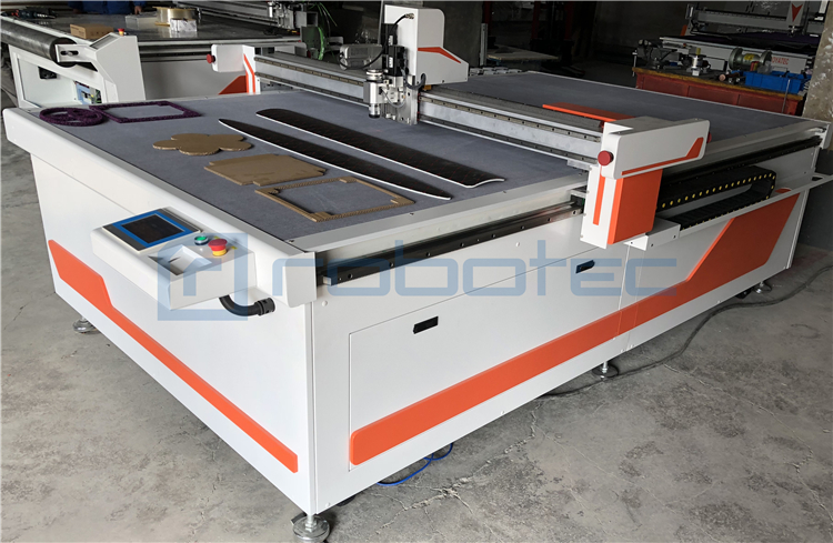 Kinijos gamykloje parduodamas kartono v griovelio pjovimo staklės su - Medienos apdirbimo įranga - Nuotrauka 2