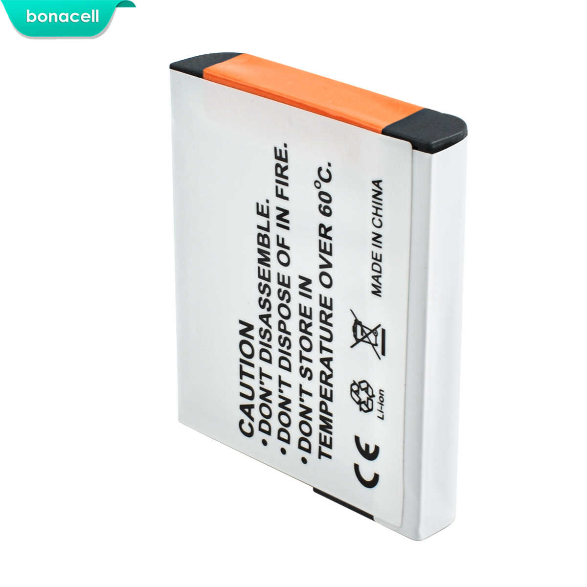 Bonacell 1800MAh NP-BG1 NP BG1 แบตเตอรี่สำหรับSONY Cyber-Shot DSC-H3 DSC-H7 DSC-H9 DSC-H10 DSC-H20 DSC-H50 DSC-H55 DSC-H70 l10