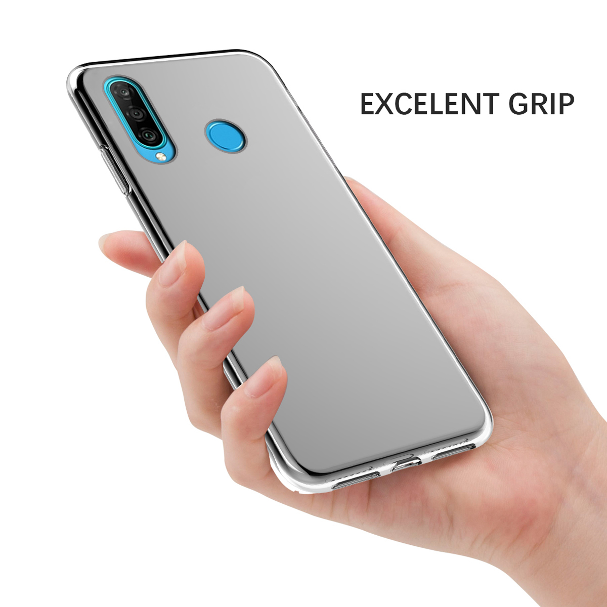 For Asus Zenfone Max Shot ZB634KL Case Transparent Soft TPU Silicone Cover For Asus Zenfone Max Pro M2 ZB631KL ZB633KL Case Slim in Fitted Cases from Cellphones Telecommunications