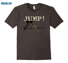 Jump Military Airborne Paratrooper Skydive T Shirt цена