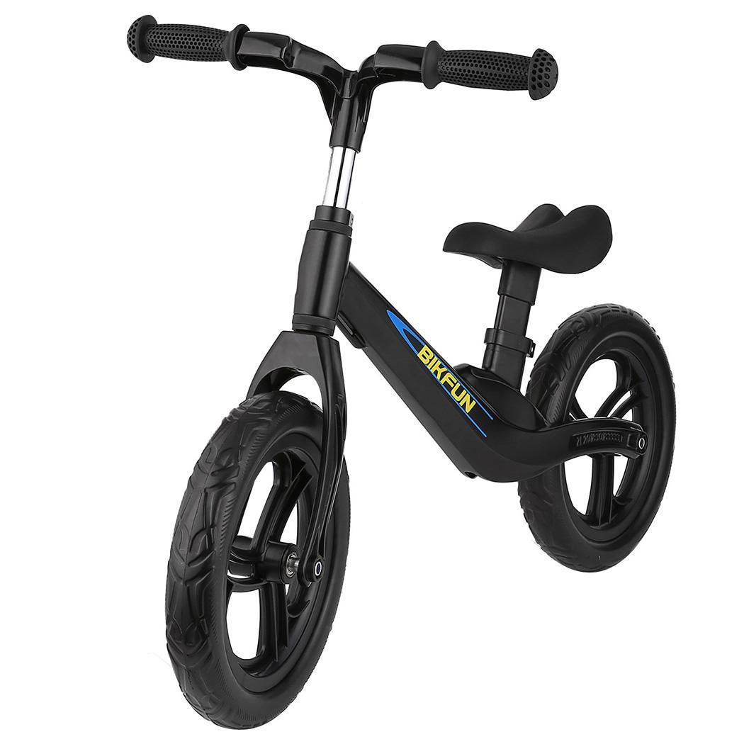 11.8-15.7 pouces enfants Balance vélo enfant pousser pas de pédale entraînement vélo siège réglable enfants apprendre à monter équilibre sportif - 6