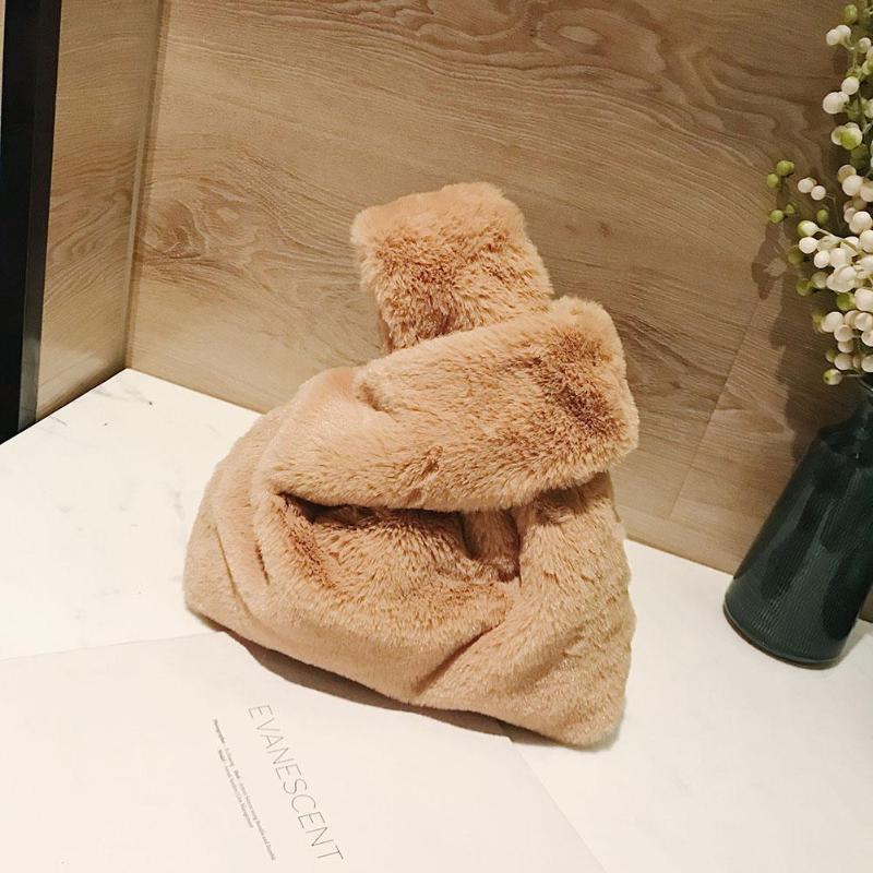Bag Small Handbag Top-Handle Women Tote Color Bolsa-Feminina Fashion Solid Casual