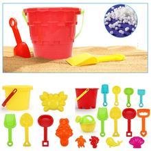 Children Beach Toy Set Kids Toddler Type 9906, Type 9913 Plastics Sand Shovel More than 3 Years Old Toy