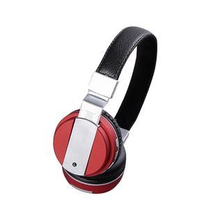Image 2 - Auriculares portátiles de pintura metálica auriculares inalámbricos Bluetooth auriculares estéreo Hd sonido envolvente deportes dispositivos de salida con micrófono