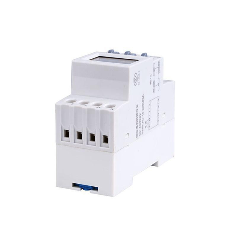 NKG3 Timer Latitude Longitude Rail Street Lamp Controller Programmable Digital Time Switch Relay