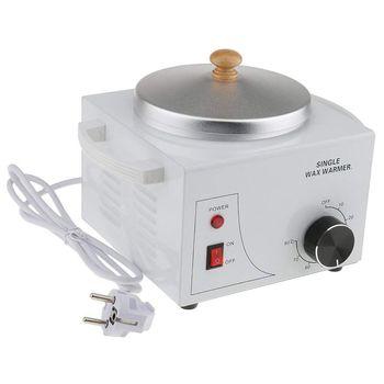 Heißwachsmaschine | WHYY-Einzigen Topf Metallic Elektrische Wachsen Maschine Heißer Wachsen Paraffin Waxing Für Berufs Salon-EU Stecker