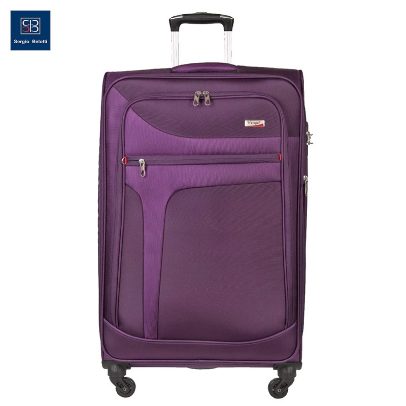 Suitcase-trolley Verage GM14086W28 purple baibu high quality waterproof travel trolley backpack luggage bags wheeled carry ons bags large capacity trolley bags for laptop