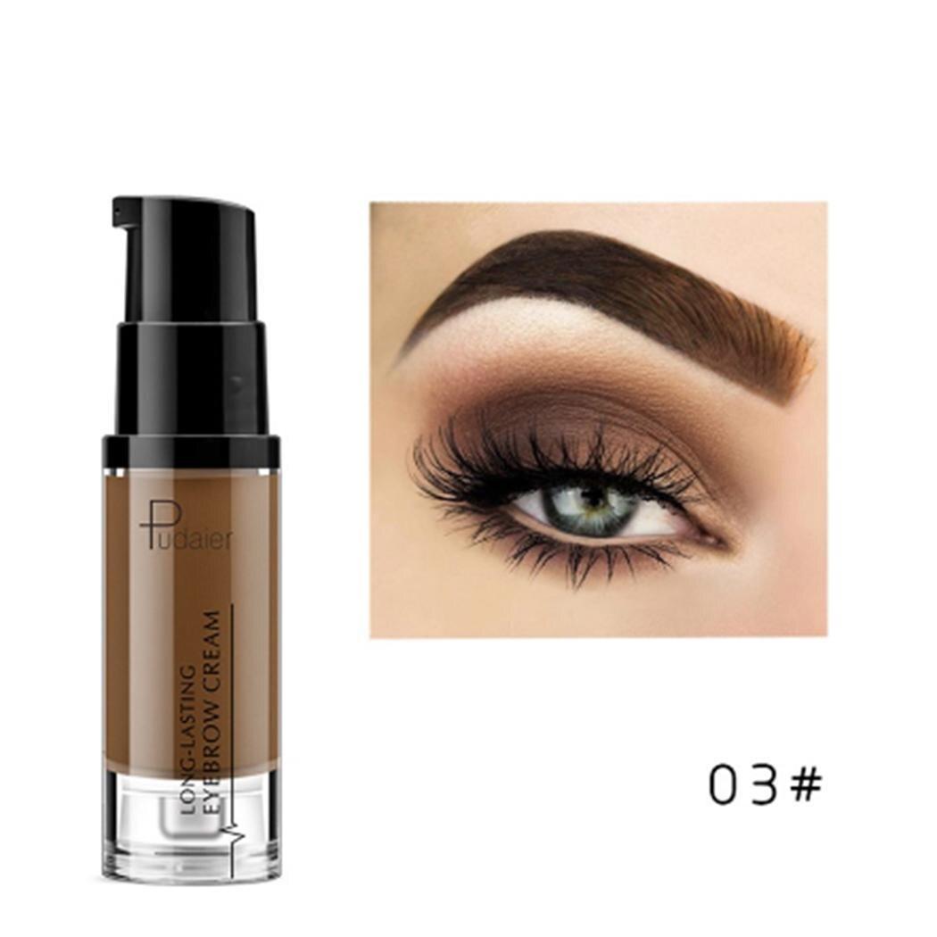 Tool Long Makeup Eyebrow Lasting Eyebrows Cream Dye Tinted Waterproof Gel