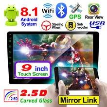 Автомагнитола 2din на android 81 четыре ядра экран 9 дюймов