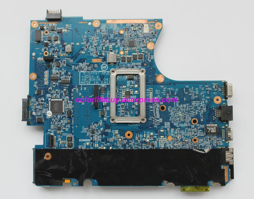 Image 2 - Genuine 598667 001 H9265 4 48.4GK06.041 Laptop Motherboard Mainboard for HP 4520S 4720S Series NoteBook PC-in Laptop Motherboard from Computer & Office