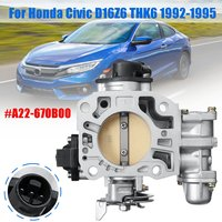 3 Pins Throttle Body Assembly For Honda FOR Civic D16Z6 THK6 1992 1993 1994 1995 A22 670B00