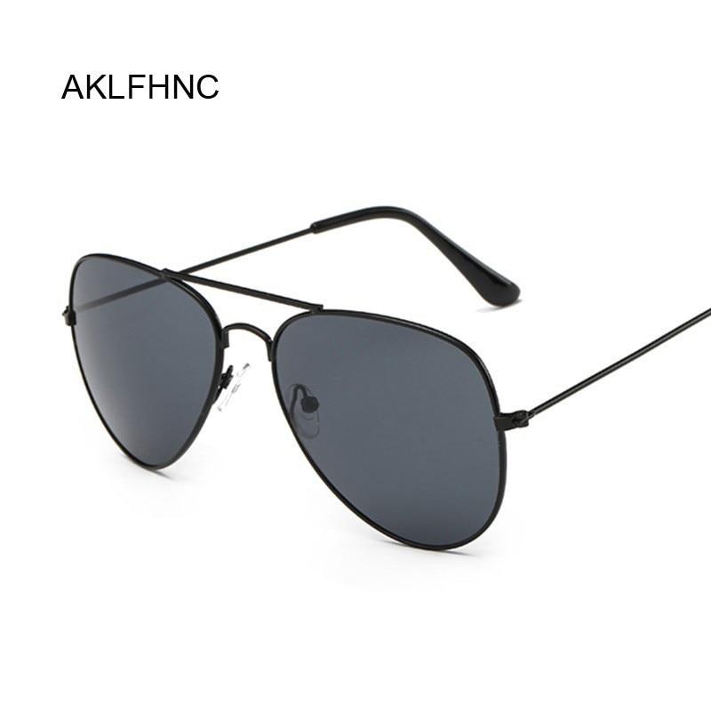 Men's Sunglasses Oculos-De-Sol Female Designer Women Brand Driving Pilot UV400 Masculino