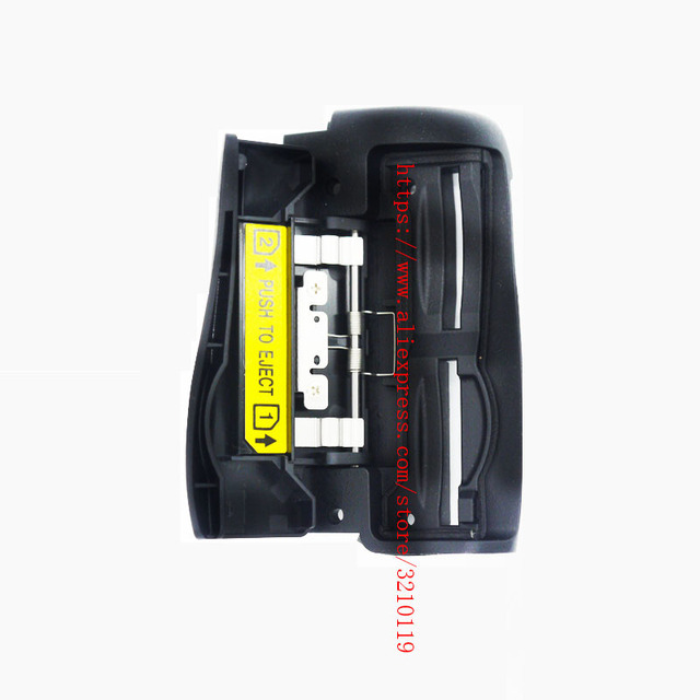 Free shipping Original camera parts For Nikon D7100 D7200 card Groove cover SD silo cover with iron sheet original Repair SLR