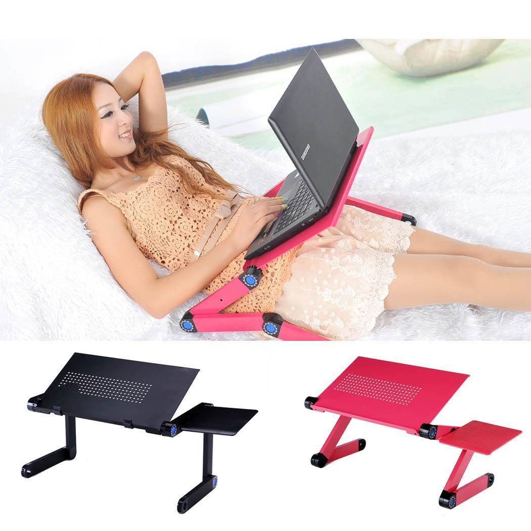 Canapé-lit Portable ordinateur Portable Table pliante ordinateur Portable bureau maison, chambre, canapé, Table, école, bureau