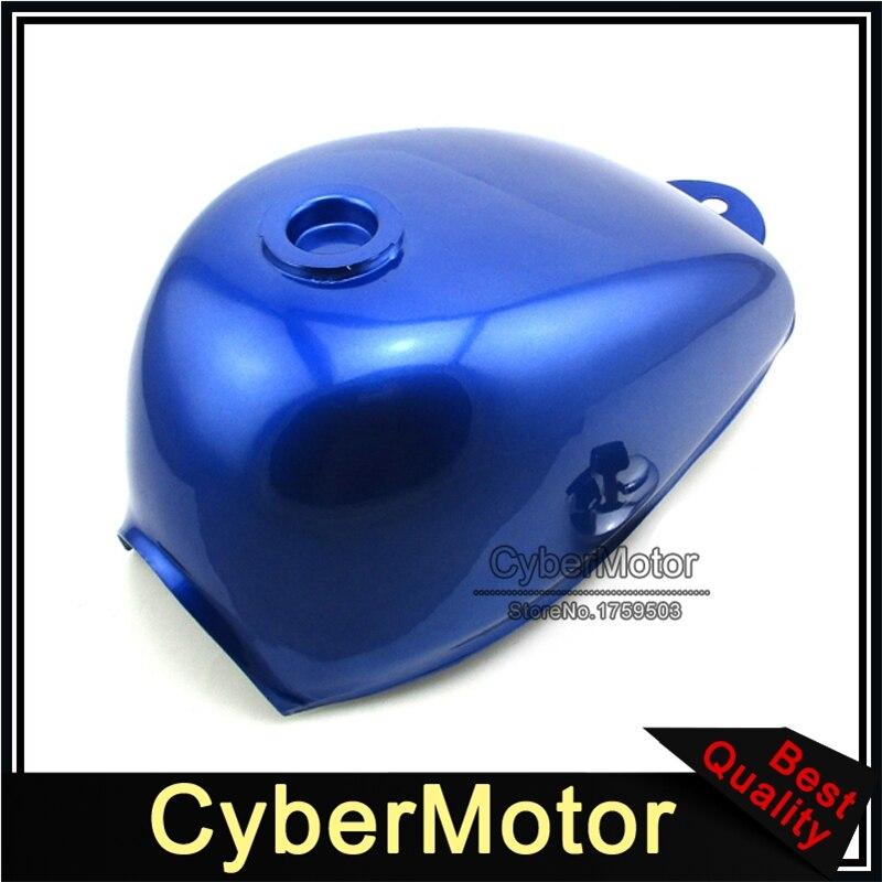 Fuel Tank Provided Blue Steel Gas Fuel Tank For Honda Motrcycle Mini Trail Monkey Motor Bike Z50 Z50a Z50j Z50r Matching In Colour